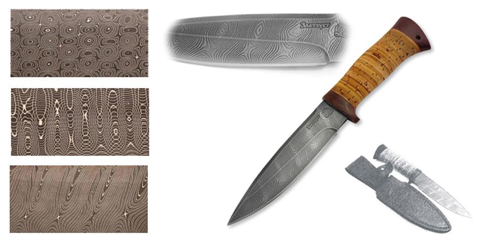 Damaski čelik i damaski nož