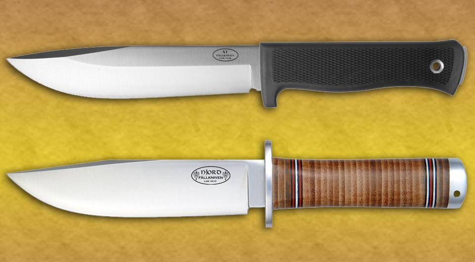 Fallkniven A1 i NL3