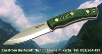 Bushcraft No.10 zeleni