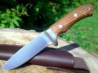Bog oak, 440C, 95mm